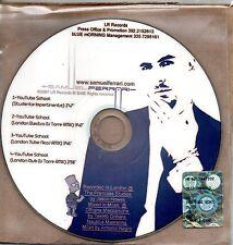 Samuel Ferrari-YouTube School Cd Single Promo  EX  4 Tracks 2007