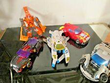 transformers lot parts pieces