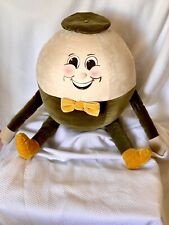 MerryThought Vintage Humpty Dumpty Harrods England - Large 21 Inches