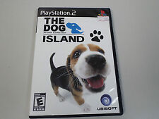 The Dog Island (SONY PLAYSTION 2 - PS2) COMPLETE (F2600)