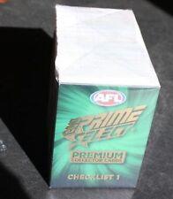 Unbranded Set Australian Rules Football (AFL) Trading Cards