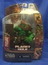 "Marvel Legends World War Planet Hulk 6"" Figure MOC Annihilus BAF Thor Ragnarok"