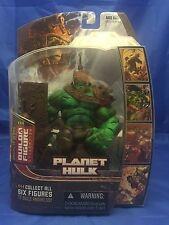 """Marvel Legends World War Planet Hulk 6"""" Figure MOC Annihilus BAF Thor Ragnarok"""