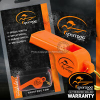 "SportDOG SAC00-11749 Original ROY GONIA ""Special"" Orange Whistle"