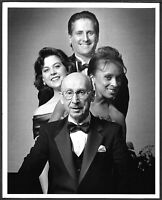 ~ Songwriter Sammy Cahn 2 Original Promo Portrait Photos Words and Music