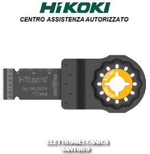 LAMA UTENSILE MULTIFUNZIONE MSI20PH 20X40 MM HITACHI HIKOKI PER INOX STARLOCK