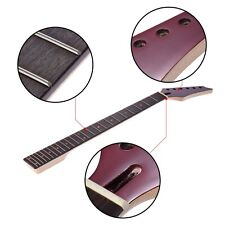 24 Frets Maple Neck Rosewood Fingerboard Red for Epiphone Electric Guitar