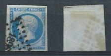 France N° 14B Obl. 1853-1860 Napoléon III