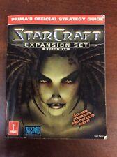 Starcraft Expansion Set:Brood War (1999, Paperback) Bart Farkas PreOwnedBook.com