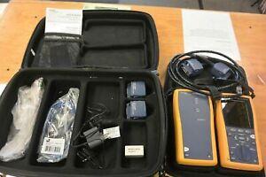 Fluke Networks DTX-1800 120 Network Accessory Kit