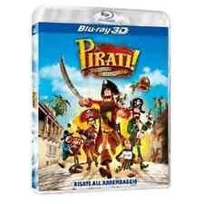 Blu ray PIRATI - Briganti da Strapazzo - (3D+2D) ......NUOVO