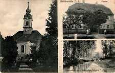 Vor 1914 Normalformat Ansichtskarten aus Sachsen mit dem Thema Dom & Kirche