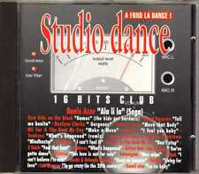 Compilation - Studio Dance (A Fond La Dance) - CD - 1991 - Eurodance Ascot Music