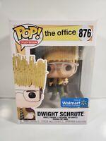 Funko POP - TV - The Office - Dwight Schrute #876 - Walmart - Hay King NIB