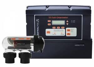 Austral Hurlcon Salt  chlorinator VX 7 -Brand New In box