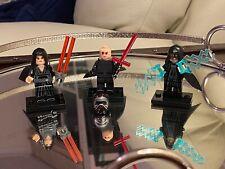 Star Wars Custom Brick Lego Compatible Model Mini Figure Dark Rey Kylo Ren Darth
