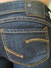 New Silver Womens Jeans Silvers 28x29
