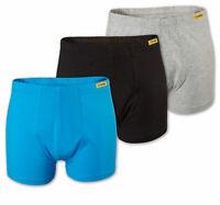 2er Pack 3er Pack Herren Retroshorts Boxershorts Unterhose Boxer Pants Öko-Tex