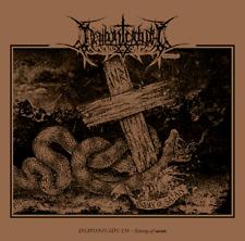 Demoniciduth – Enemy of Satan UNBLACK WHITE CHRISTIAN BLACK METAL VINYL RECORD A