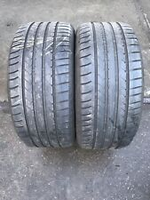 2* Sommerreifen 255/40 R18 95V Goodyear Efficientgrip RFT RSC Run Flat * DOT10