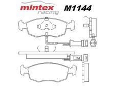 Mintex M1144 For Ford Sierra 2.9 MK 2 XR4X4 89>90 Front Race Brake Pads MDB1236