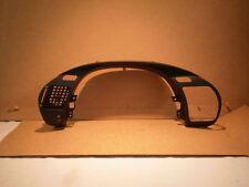 90-93 Toyota CELICA GT Speedometer Guage Cluster Hood Bezel Trim w/ Left Vent