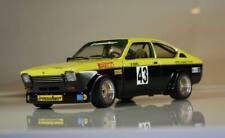 Irmscher Opel Kadett GT/E rennaufkleber frase-Motorsport-w. Röhrl