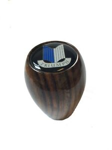 New Wood Gear Shift Knob for Triumph TR4 TR250 TR6 and Spitfire Genuine Wood