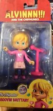 NIB Alvin & the Chipmunks Groovin' Brittany Action Figure Toy