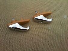 1977-1985 oldsmobile delta88 OEM  brown head liner coat/clothes hook hanger nice