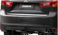 ASX TAILGATE PROTECTOR CHROME XA XB XC GENUINE MITSUBISHI 2010-2019 ACCESSORIES