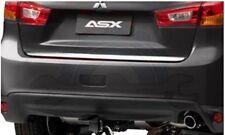 ASX TAILGATE PROTECTOR CHROME XA XB XC GENUINE MITSUBISHI 2010-2017 ACCESSORIES