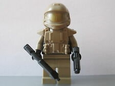 Lego HALO Dark Tan ODST Orbital Drop Shock Trooper Elite Soldier MINIFIG NEW