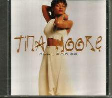 TINA MOORE All I can do w/ RARE  EDIT & INSTRUMENTAL PROMO DJ CD single SEALED
