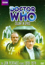 Doctor Who - Colony in Space (Dvd, 2011)