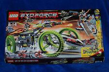 LEGO EXO FORCE 8108 MOBILE DEVASTATOR NEW MISB LOT ROBOT MINIFIGURES