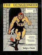 D&D Judges Guild Magazine The Dungeoneer #15 Runequest!