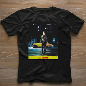 Taxi Driver Movie Unisex Retro Vintage Cult T Shirt