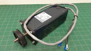 RAE Corp USA DC Motor 115VDC 2605 RPM Torque @ 136 in.oz.(HP 1/3?) Encl. 2.68