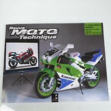 Revue technique atelier ETAI moto Kawasaki 750 ZXR H2 Stinger 1989 à 1990 HS