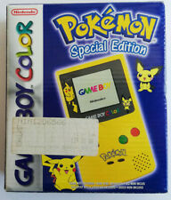 Game Boy Color Pokemon Special Edition Pikachugelb