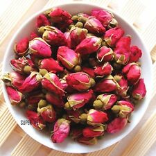 100g Organic Rose Buds Flower Herbal Tea Beauty Natural Dried Confetti Chinese
