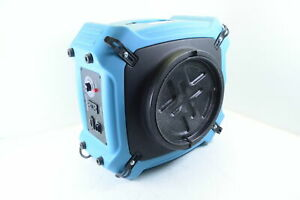 ALORAIR PureAiro HEPA Max 870 Air Scrubber 3 Stage Filtration Negative Machine