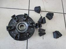 E.Yamaha YZF 750 R 4HN Chain Wheel Mount Sprocket Inclusion + Shock Damper
