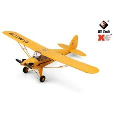 Piper J3 Brushless Aircraft 5CH Fixed‑Wing Remote Control Airplane Model RTF
