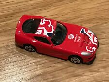 Quality Team GB Corgi Toy Car Lion Red YAT01-09-265 BOA 2009
