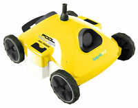 Aquabot AJET122 Pool Rover S2-50 Robotic Cleaner For Above and In-Ground Pools