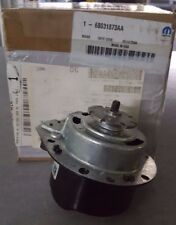 2007-2017 Chrysler OEM Engine Cooling Fan Motor Mopar 68031873AA