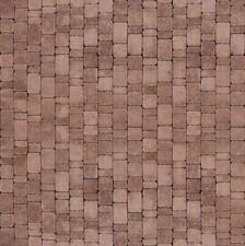 16 SHEETS EMBOSSED BUMPY BRICK stone PAPER 21x29cm SCALE 1//12    f4g3