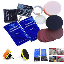 Car Headlight Lens Restoration Kit Restorer System Professional Polishing Tools (Fits: Chrysler Concorde)
